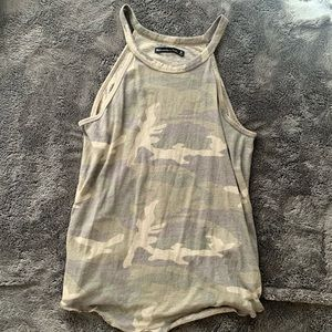 Abercrombie and Fitch army tank top